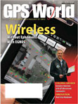 GPS World February 2011 cover