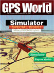 GPS World May 2012 cover