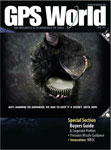 GPS World June 2011 cover