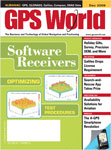 GPS World December 2009 cover