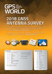 GPS World Antenna Survey - GPS World : GPS World