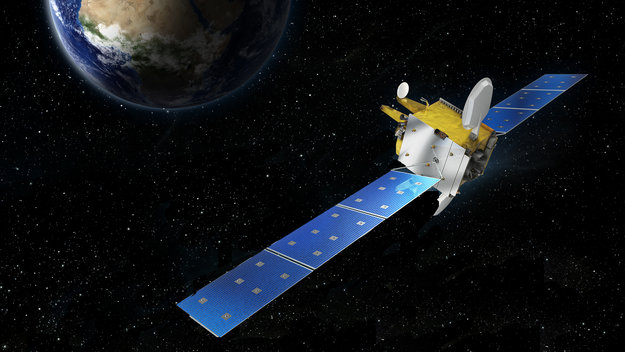 SmallGEO. (Image: ESA)