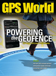 GPS World November 2013 cover