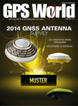 GPS World February 2014 cover