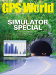 GPS World March 2014 cover