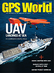 GPS World May 2014 cover