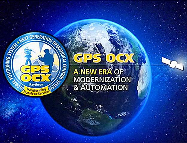 The GPS Operational Control System's launch and checkout system will control launch and early orbit operations and the on-orbit checkout of all GPS III satellites. (Image: Raytheon)Image: Raytheon