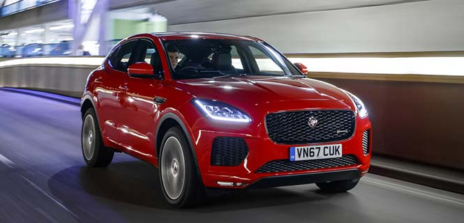 2017 Jaguar Land Rover. (Photo: Jaguar)