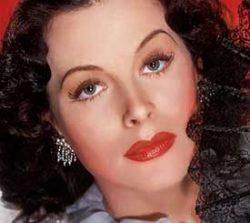 Headshot: Hedy Lamarr