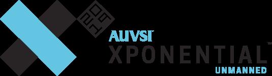 AUVSI-Xponential-logo