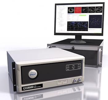 The GSS9000 simulator.(Photo: Spirent)