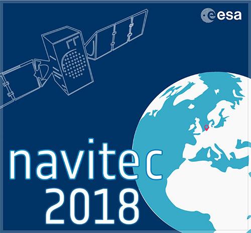 NAVITEC 2018 focuses on PNT opportunities : GPS World