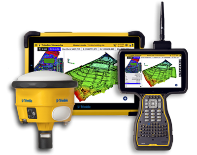 Trimble offers new TSC7 controller and apps for surveyors