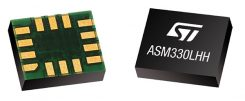 The ASM330LHH module. (Photo: STMicroelectronics)