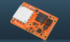 The Piksi Multi GNSS receiver. (Photo: Swift Navigation)
