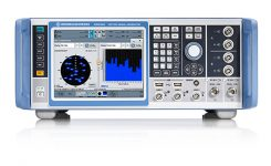 Rohde & Schwarz adds GPS L5 and Galileo E5 simulation capabilities to the R&S SMW200A GNSS simulator. (Photo: Rohde & Schwarz)
