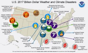 Disasters in the United States. (Image: FEMA)