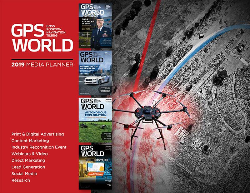 GPS media kit