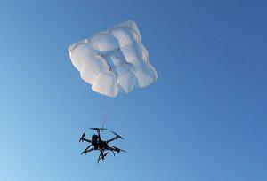 Photo: Drone Rescue