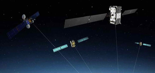 Four Galileo satellites were added to constellation in October 2018. (Image: GSA)