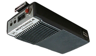Motorola's Pageboy pager. (Photo: Motorola)
