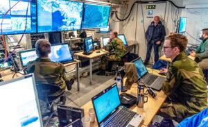 Photo: NATO/Espen Hofoss, Forsvarets forskningsinstitutt