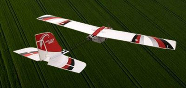 The PrecisionHawk UAV. (Photo: PrecisionHawk)