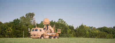 Raytheon's KuRFS radar is a multi-mission radar providing detection of UAS threats as well as rocket, artillery and mortar by providing a critical sense and warn capability. (Photo: Raytheon)
