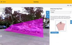 Trimble Forensics Capture software. (Image: Trimble)