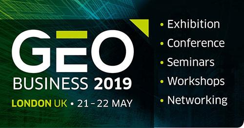 Logo: GEO Business 2019