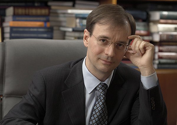 Yury Urlichich, First Deputy Director General, Roscosmos. (Photo: Roscosmos)