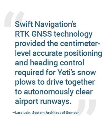 Graphic: Swift Navigation