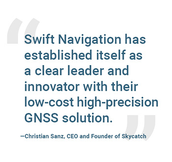 Graphic: Swift Navigation