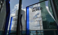 GPS World hosted its 2019 Leadership Awards dinner at the Kimpton Epic Hotel in downtown Miami during the ION GNSS+ conference. (Photo: GPS World)