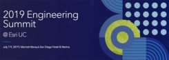 Logo: 2019 Engineering Summit at Esri UC