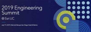 Logo: 2019 Engineering Summit at Esri UC