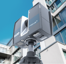 The Faro Focus laser scanner. (Photo: Faro)