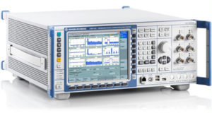 The CMW500 wideband radio communication tester. (Photo: Rohde & Schwarz)