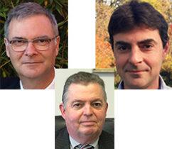 Headshots: Ismael Colomina, Jean-Marie Sleewaegen, Jules McNeff