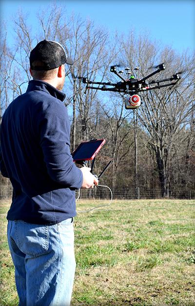 UAV lidar gives maps a pop - GPS World