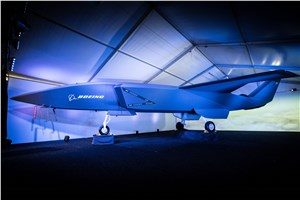 Boeing Airpower Teaming System. Photo: the Boeing Company