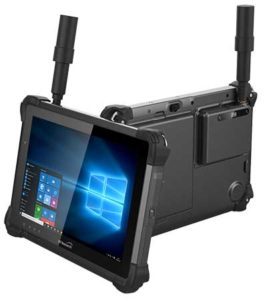 DT301X-TR rugged tablet. (Photo: DT Research)