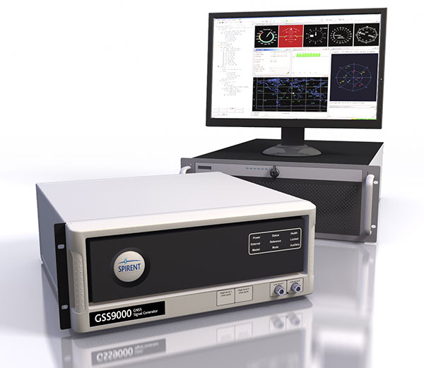 Spirent announces major GSS9000 series GNSS simulator enhancements