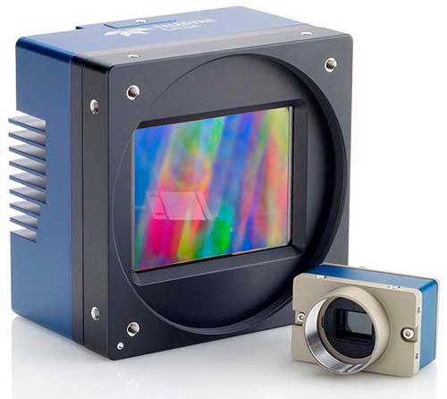 Teledyne Imaging showcases mapping, object recognition and tracking