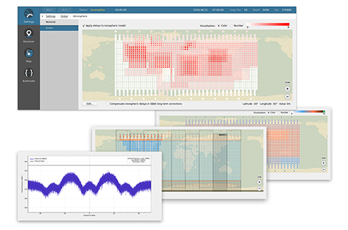 Launchpad: GNSS receiver, graphing software, hexacopter