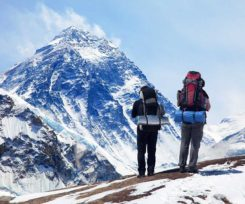 Photo: Mount Everest/Daniel Prudek/Shutterstock.com