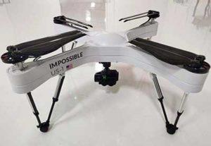 Photo: Impossible Aerospace