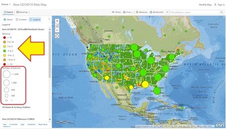 Web Map Option