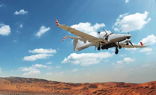 The Dominator XP UAS. (Photo: CP Aeronautics)
