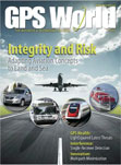 GPS World July 2011 cover